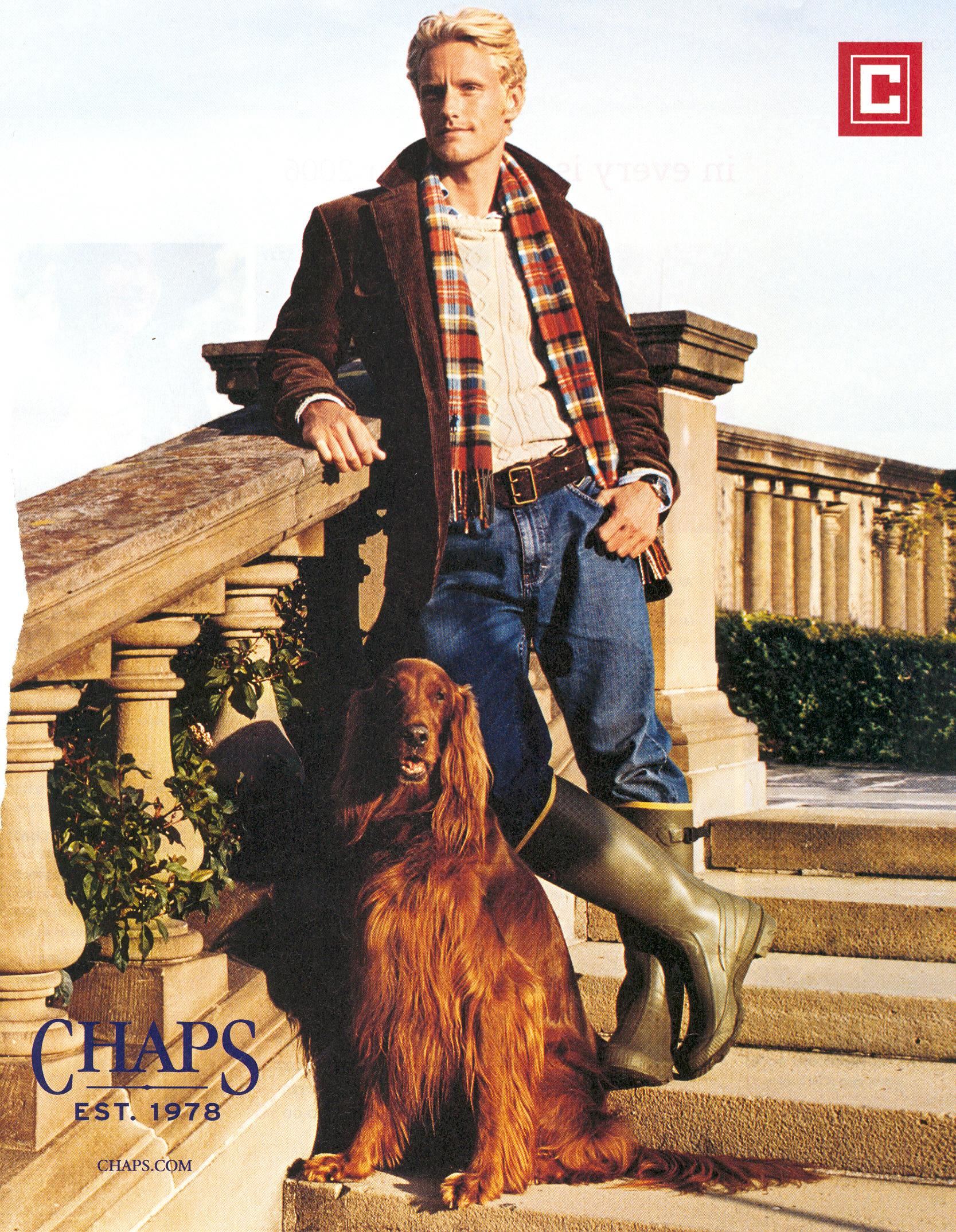 Rory - Ralph Lauren Ad